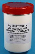 Mercury in hospitals