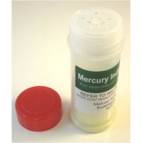 Mercury Indicator Powder