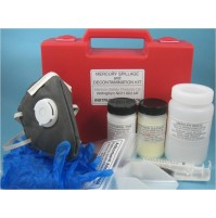 Mercury Spillage Kit - Upgrade