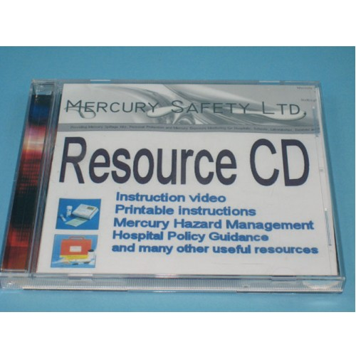 Mercury Safety Resource CD